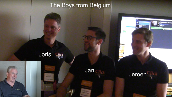 The Boys From Belgium